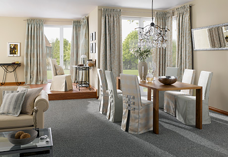 grey beige blue room curtains room make over