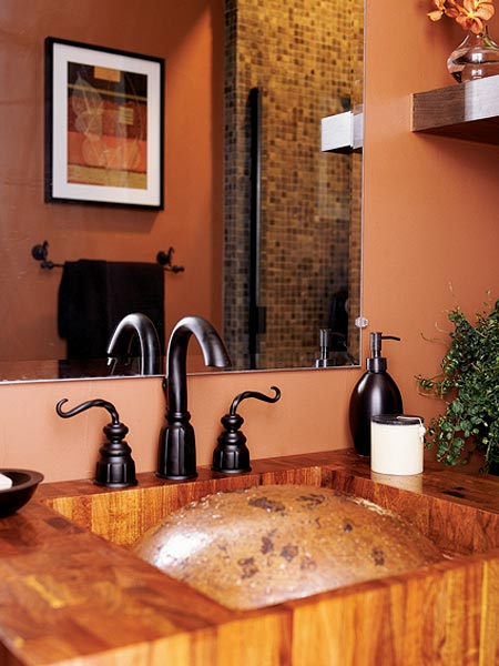hot or not: copper dome sink