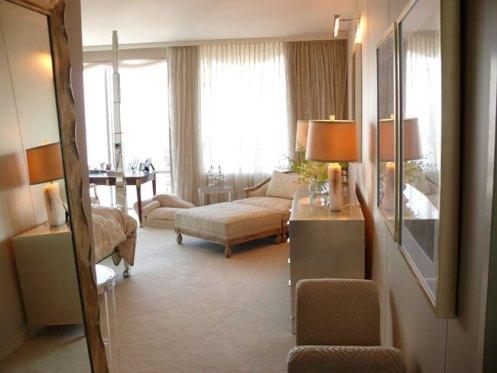 glamorous posh bedroom