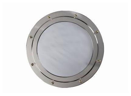 porthole mirror nautical style