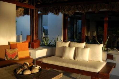 tropical patio outroom terrace veranda