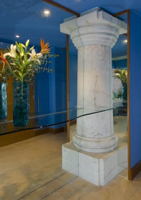 greek pilar