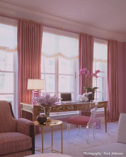 pink and white bedroom white carpet